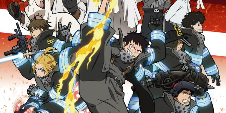 Fire Force 2: Up to Episode 4