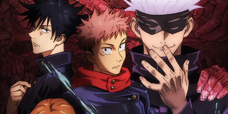 First Look: Jujutsu Kaisen