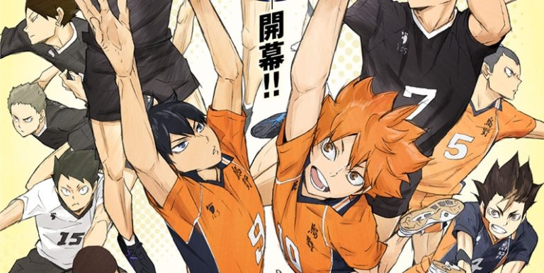 First Look: Haikyuu!!: TO THE TOP 2nd Season