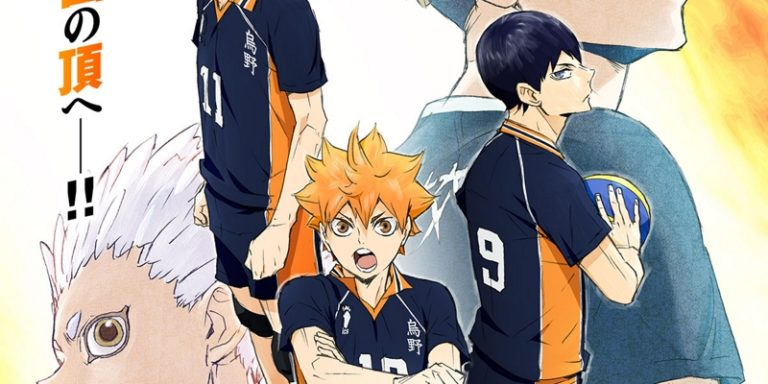 Haikyuu!!: To the Top: Up To Episode 6