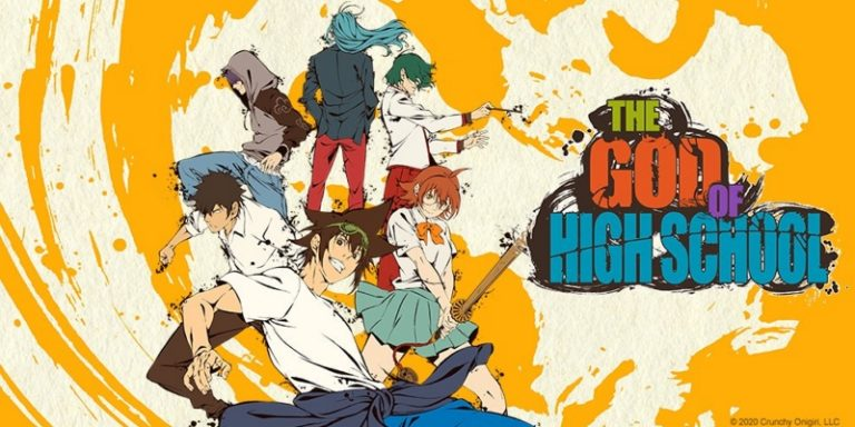 The God of High School: Up to Episode 4