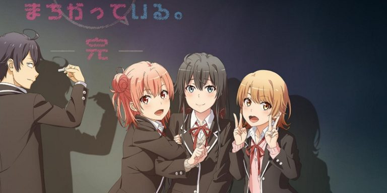 Oregairu 3: Up to Episode 6
